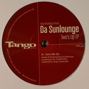 DA SUNLOUNGE - Two's Up EP