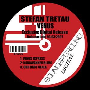TRETAU, Stefan - Venus EP