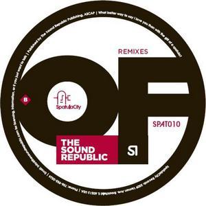 SOUND REPUBLIC, The - Remixes Of The Sound Republic