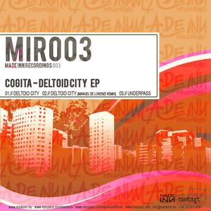 COGITA - Deltoid City EP