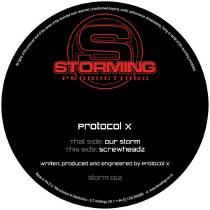 PROTOCOL X - Our Storm