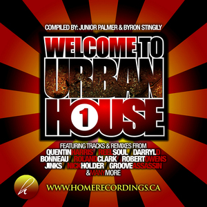 VARIOUS - Welcome To Urban House Vol 1