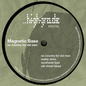 MAGNETIC BASE - No Country For Old Men