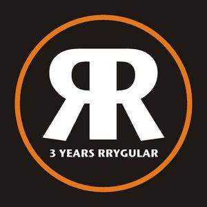 VARIOUS - 3 Years Rrygular