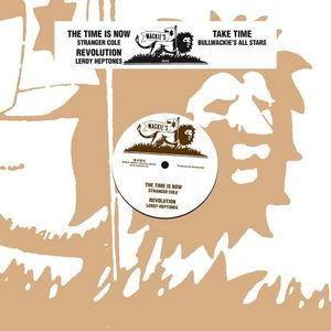 STRANGER COLE/LEROY HEPTONES/WACKIES - Revolution