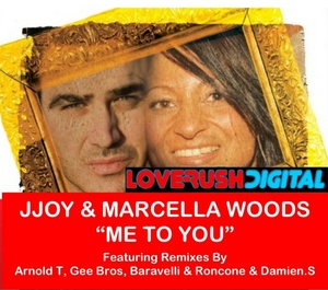 JJOY/MARCELLA WOODS - Me To You