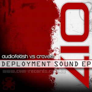 AUDIOFETISH/CRAVEN - Deployment Sound EP