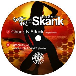 SONIC BEE - Nu Skool Skank