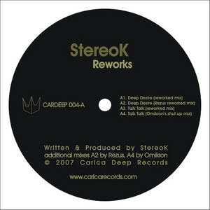 STEREOK - Reworks EP