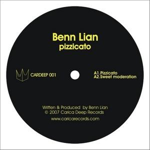 LIAN, Benn - Pizzicato EP