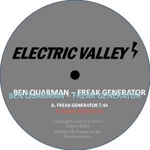 QUARMAN, Ben - Freak Generator