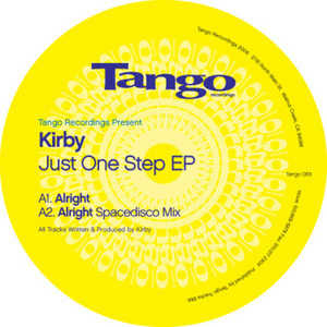 KIRBY - JUST ONE STEP EP