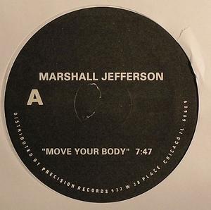 JEFFERSON, Marshall/DJ FREEZE ROCK - Move Your Body Juke (remix)