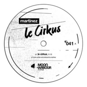 MARTINEZ - Le Cirkus