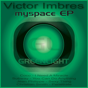 IMBRES, Victor - The Myspace EP