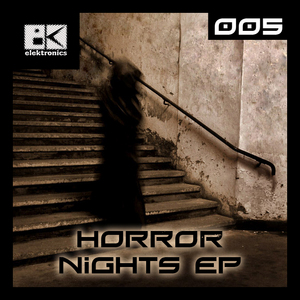 KOJIC, Bojan/GAGY - Horror Nights EP