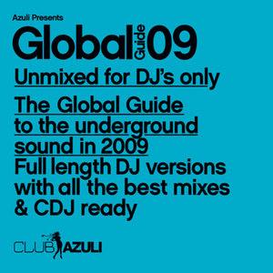 VARIOUS - Azuli Presents Global Guide 09 (unmixed tracks)