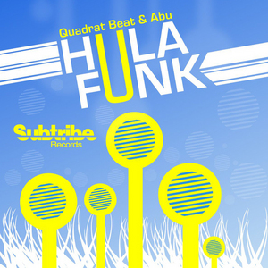 QUADRAT BEAT/ABU - Hula Funk