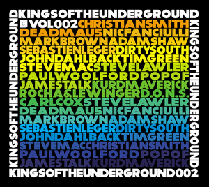 VARIOUS - Kings Of The Underground Vol 002