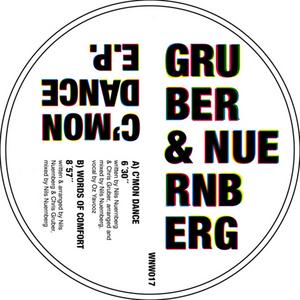 GRUBER/NUENBERG - C'mon Dance EP