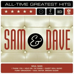 SAM & DAVE - All-Time Greatest Hits