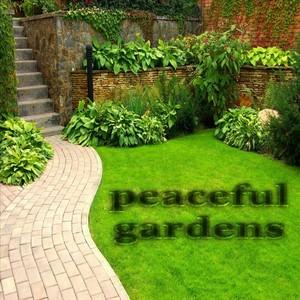 VARIOUS - Peaceful Gardens