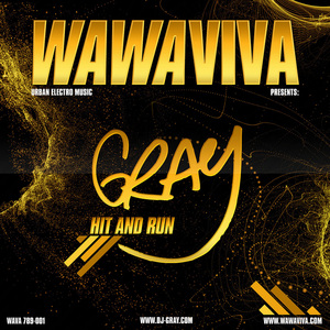 DJ GRAY - Hit & Run