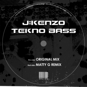 J KENZO - Tekno Bass