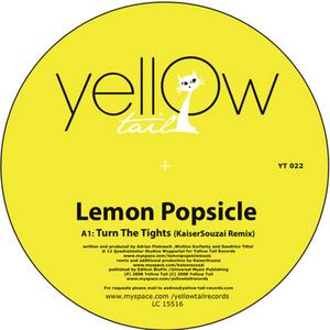 LEMON POPSICLE - Turn The Tights
