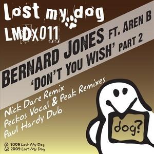 JONES, Bernard feat AREN B - Don't You Wish (Part 2)