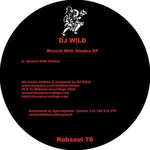 DJ W!LD - Brunch With Sinatra