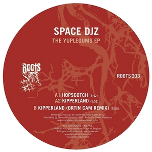 SPACE DJz - The Yuplegums EP