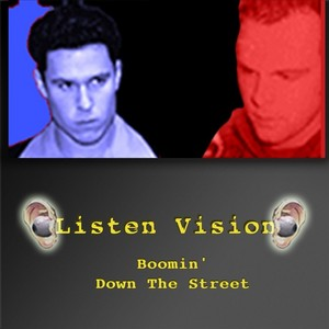 LISTEN VISION/VARIOUS - Boomin' Down The Street