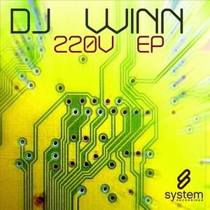 DJ WINN - 220V EP