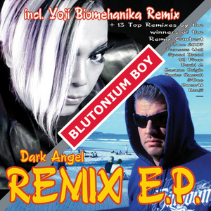 BLUTONIUM BOY - Dark Angel (remix) EP