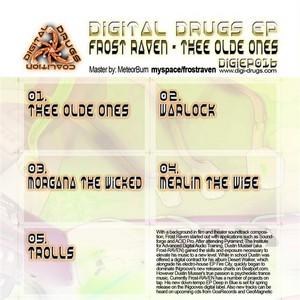 FROSTRAVEN - Thee Olde Ones EP