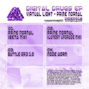 VIRTUAL LIGHT - Prime Normal EP