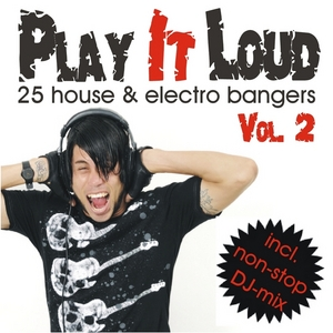 VARIOUS - Play It Loud Vol 2: 25 House & Electro Bangers
