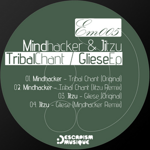 MINDHACKER/JITZU - Tribal Chant