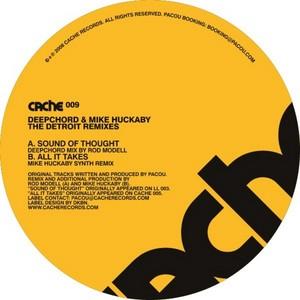 DEEPCHORD/MIKE HUCKABY - The Detroit Remixes