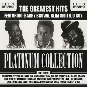BROWN, Barry/SLIM SMITH/U ROY - Platinum Collection