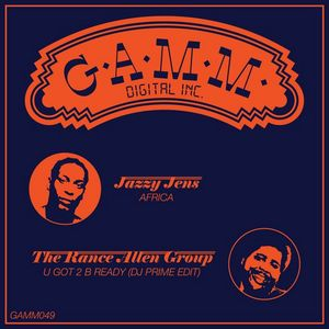 JAZZY JENS/THE RANCE ALLEN GROUP - Africa (DJ Prime edit)