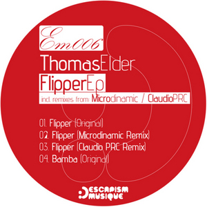 ELDER, Thomas - Flipper EP