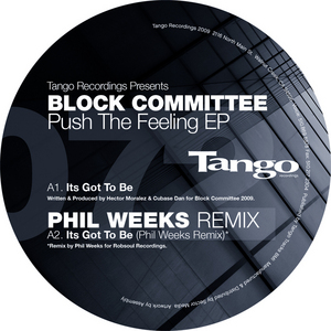 BLOCK COMMITEE - Push The Feeling EP