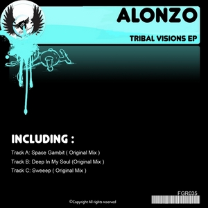 ALONZO - Tribal Visions EP