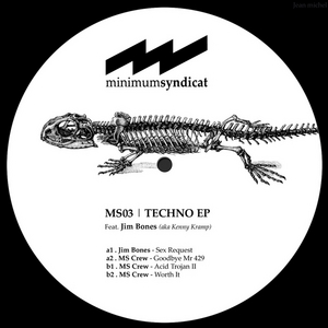 MINIMUM SYNDICAT/KENNY KRAMP - Techno EP