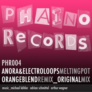ANORA/ELECTRO LOOPS - Melting Pot