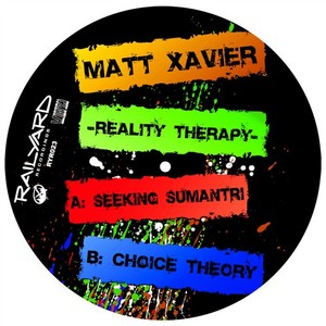 XAVIER, Matt - Reality Therapy