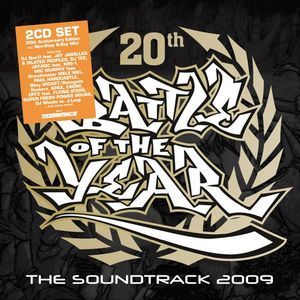 VARIOUS - International Battle Of The Year 2009: The Soundtrack 2009 (unmixed tracks)