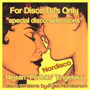 FOR DISCO DJS ONLY - Special Disco Selections